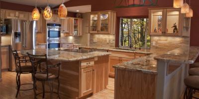 4 Reasons Granicrete Is Great for Kitchen Counters, Pierce, Ohio