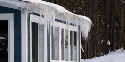 How to Take Care of Your Gutters in the Winter, Platteville, Wisconsin