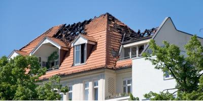 3 Potential Dangers of Fire Damage, Washington, Ohio