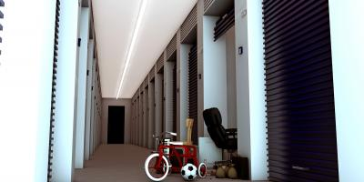 5 Tips for Cleaning Your Storage Unit, King, North Carolina