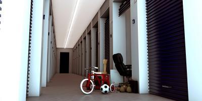 3 Tips for Choosing the Right Size Storage Unit, Stevens Creek, Nebraska