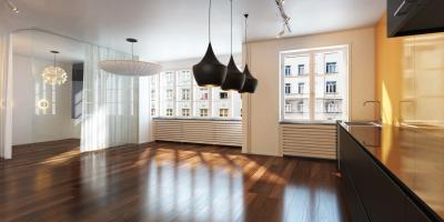 How to Avoid Scratching Your Hardwood Floors, Hilo, Hawaii