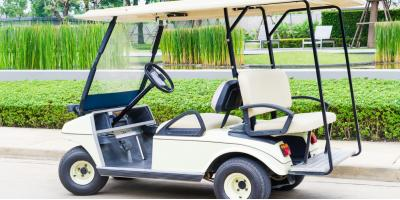 How to Use Golf Carts off the Course, Council Bluffs, Iowa