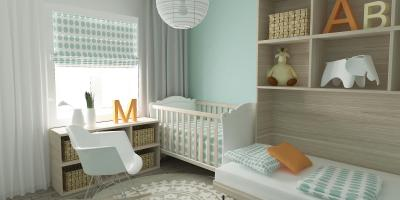 3 Tips for Creating a Beautiful Gender-Neutral Nursery, Ossining, New York