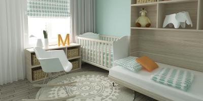 How to Choose Paint for Your Baby's Nursery, Port Jervis, New York