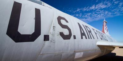 Association Management President Douglas Hesley Attends US Air Force Ball, Honolulu, Hawaii
