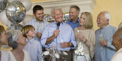 4 Retirement Party Planning Tips, Manhattan, New York