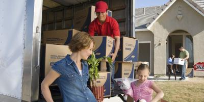 Helping Your Child Adjust to Moving to a New Area, Brookline, Massachusetts