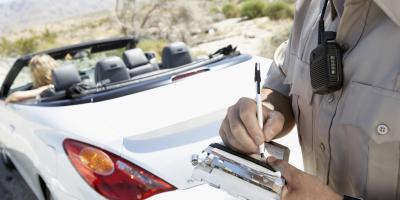 3 Tips to Fight a Traffic Ticket, Princeton Junction, New Jersey