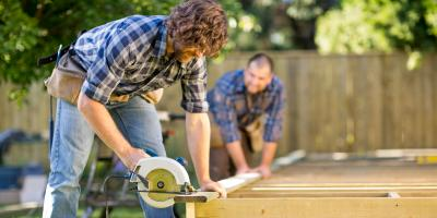 3 Signs You Might Need a New Deck, Stayton, Oregon
