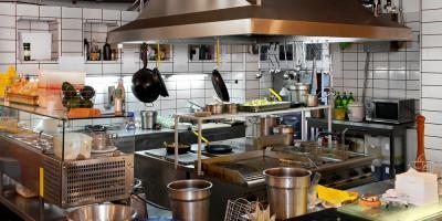 5 Common Fire Hazards in Commercial Kitchens, Henrietta, New York