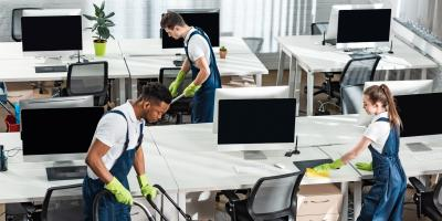 4 Reasons to Schedule Professional Office Cleaning This Winter, Austin, Texas