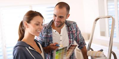 3 Paint Suggestions for Small Rooms, Port Jervis, New York
