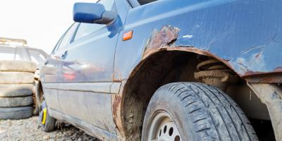 3 Steps to Take Before Getting Rid of Your Junk Car, Philadelphia, Pennsylvania