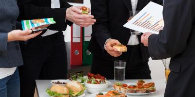 Why Corporate Catering Is Better Than Dining Out, Hopkins, Minnesota