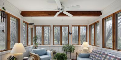 3 Benefits of a Sun Room Addition, Uniontown, Ohio