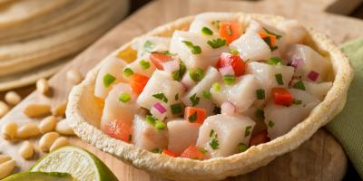 How Is Ceviche Prepared?, New York, New York