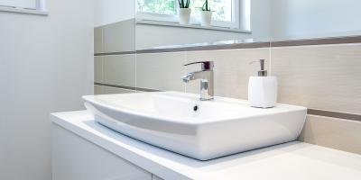 5 Types of Sinks to Consider for Your Bathroom Remodel, Cincinnati, Ohio