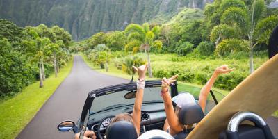 Can You Drive With a Transmission Leak?, Ewa, Hawaii