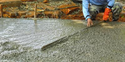A Guide to Keeping Footprints Off Wet Concrete Mix, Windham, Connecticut