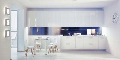 4 Cabinet Colors to Choose for Your Kitchen Design, Totowa, New Jersey