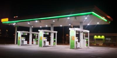 3 Ways LED Lights Improve Gas Station Lighting, Honolulu, Hawaii