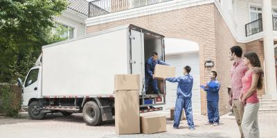 Why You Should Have Your Upholstery & Carpets Cleaned After a Move, West Lake Hills, Texas