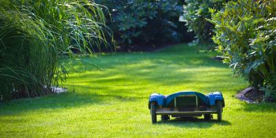 Common Questions About Autonomous Lawn Mowers, Westerville, Ohio