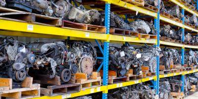 What Are the Best Auto Parts That Salvage Yards Offer?, New Richmond, Ohio
