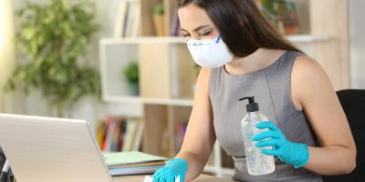 3 Office Cleaning Tips for COVID-19, Somerset, Kentucky