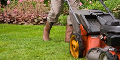 5 Common Lawn Mowing Mistakes, Fort Worth, Texas