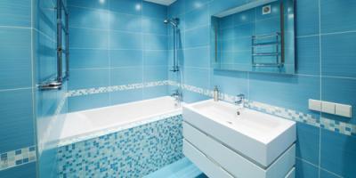 4 Creative Bathroom Tile Ideas , Lihue, Hawaii