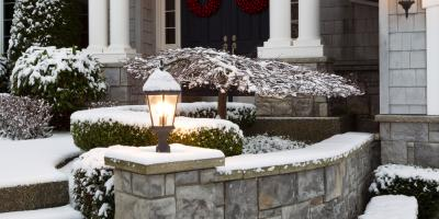 5 Tips for Boosting Your Landscape in the Winter, Spokane County, Washington