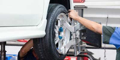 3 Reasons to Get Tire Balancing, Jefferson, Ohio