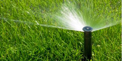 How Deep Should You Bury Sprinkler System Pipes?, Chalco, Nebraska