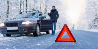 3 Winter Car Breakdowns to Watch Out For, Franklinville, New York