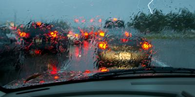 3 Tips for Driving Safely in Bad Weather, Fairbanks North Star, Alaska