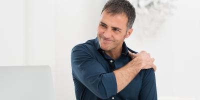 How Does Physical Therapy Benefit Shoulder Pain?, Warsaw, New York