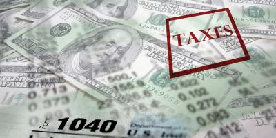 Retirement Planning: How Does an Early Withdrawal Affect Your Taxes?, Waynesboro, Virginia