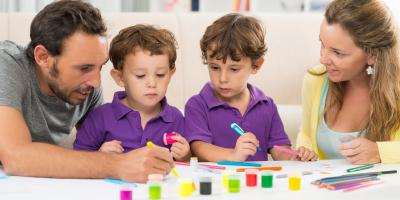 Do's & Don'ts of Encouraging Creativity During Arts & Crafts, Mamaroneck, New York