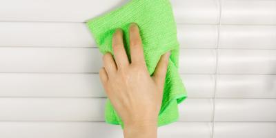 How to Clean Blinds, Mack, Ohio