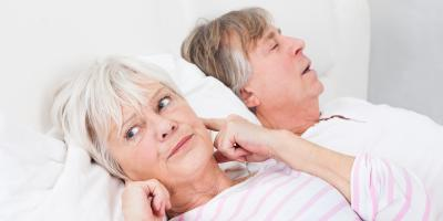 Top 4 Signs You May Have Sleep Apnea, Glastonbury, Connecticut