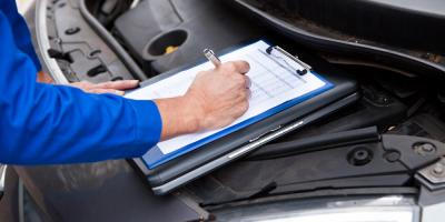 3 Auto Repair Problems That Could Cause You to Fail a State Inspection, Greece, New York
