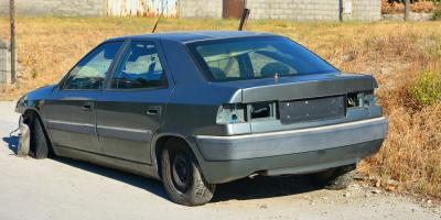 Sell Your Scrap: Common Junk Car Parts & Their Value, Thomasville, North Carolina