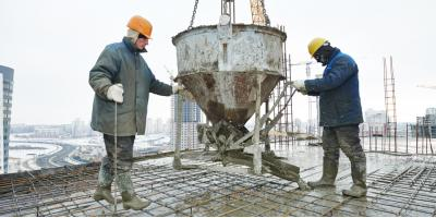 Why Is it Harder to Pour Concrete in Winter?, New Haven, Connecticut