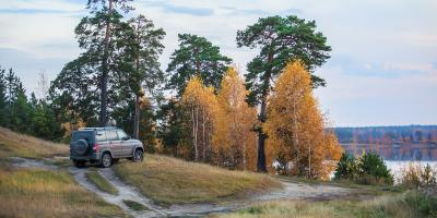 3 Tips for Driving on Gravel Roads, ,