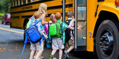 Back-to-School Safety Tips for Drivers & Parents, Belpre, Ohio