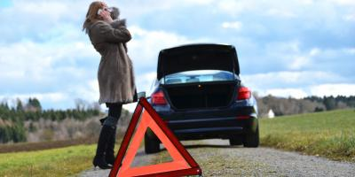 4 Safety Tips for When You Have a Flat Tire, Cookeville, Tennessee