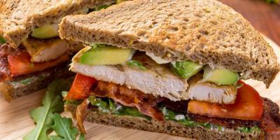 How Avocados Make Sandwiches Healthier, ,