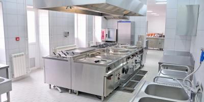 5 Designing Tips for a Commercial Kitchen, La Crosse, Wisconsin